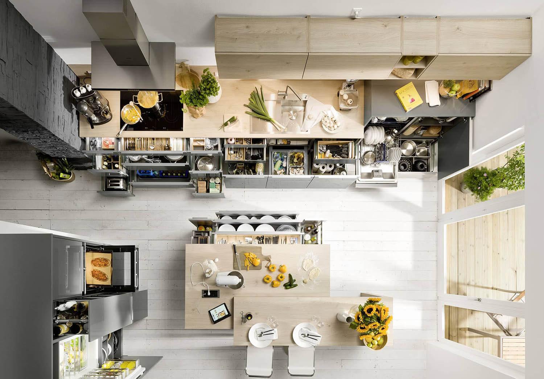 Kuchnie nawymiar