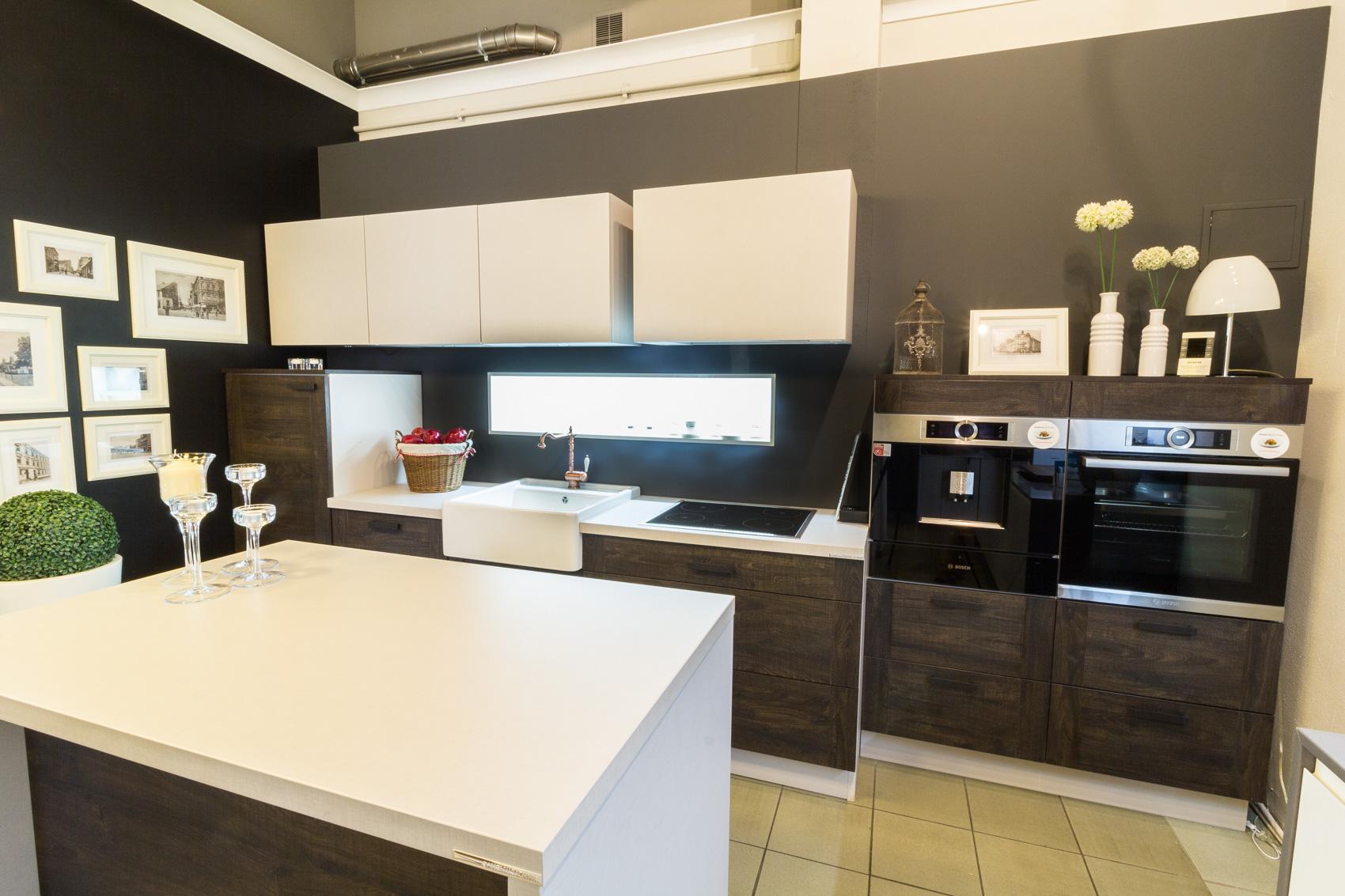 Zestaw mebli kuchennych WFM Triplo