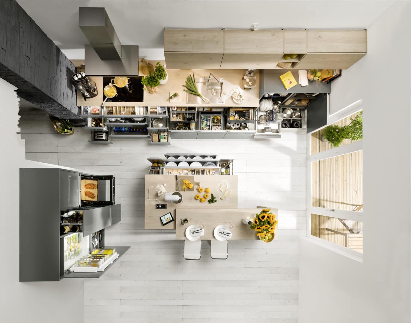 projekty kuchni z wysp� meble bogaccy kuchnie na wymiar