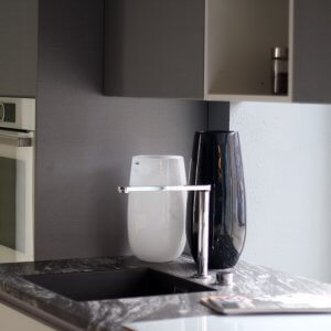 Zestaw mebli kuchennych NOLTE Vida/Glas Tec