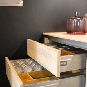 Zestaw mebli kuchennych NOLTE artwood/ vida